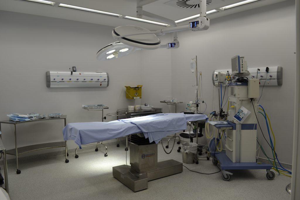 novo centro cirúrgico
