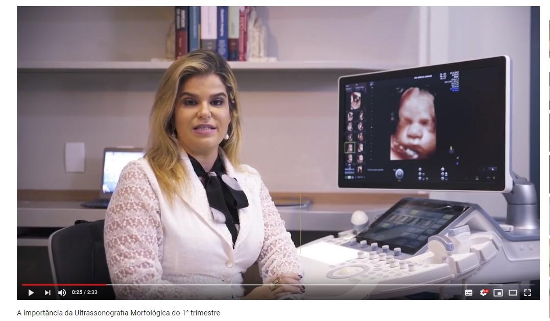 A importância da Ultrassonografia Morfológica do 1° trimestre