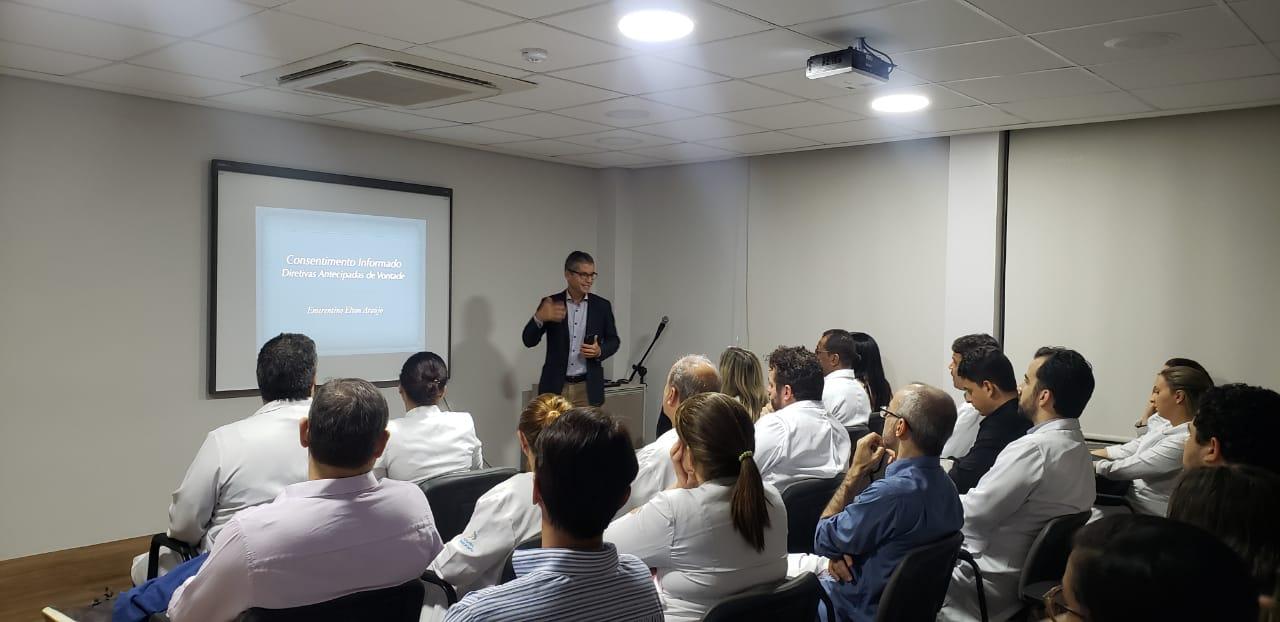 Hospital Aeroporto lança o projeto Café Ético Científico para o corpo clínico