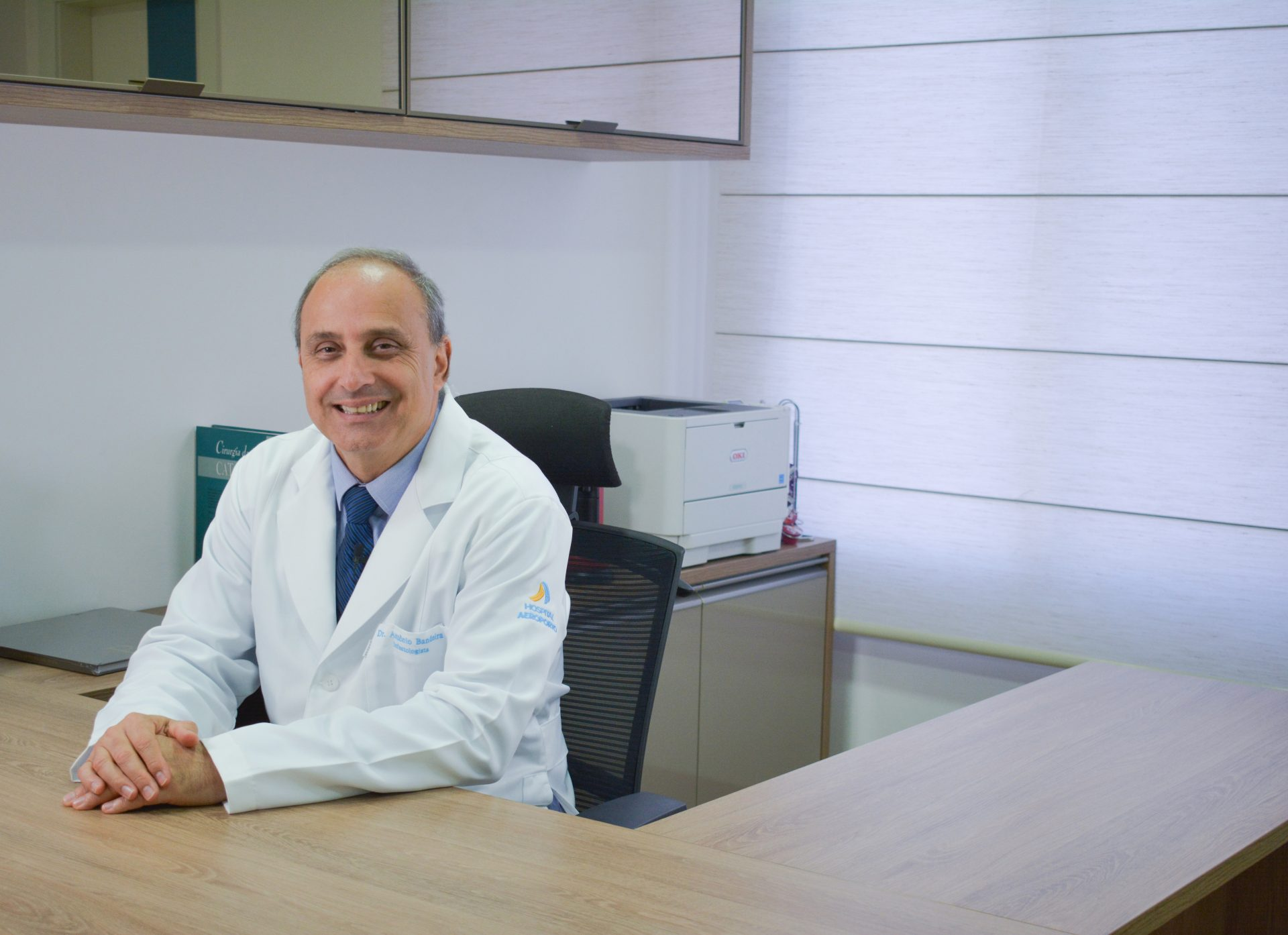 Hospital Aeroporto implanta Centro de Referência em Tratamento Dengue, Zika, Chikungunya e Febre Amarela