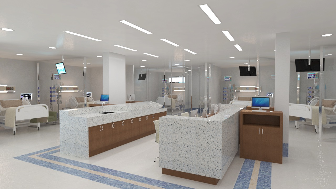 Hospital Aeroporto inaugura nova Unidade de Tratamento Intensivo