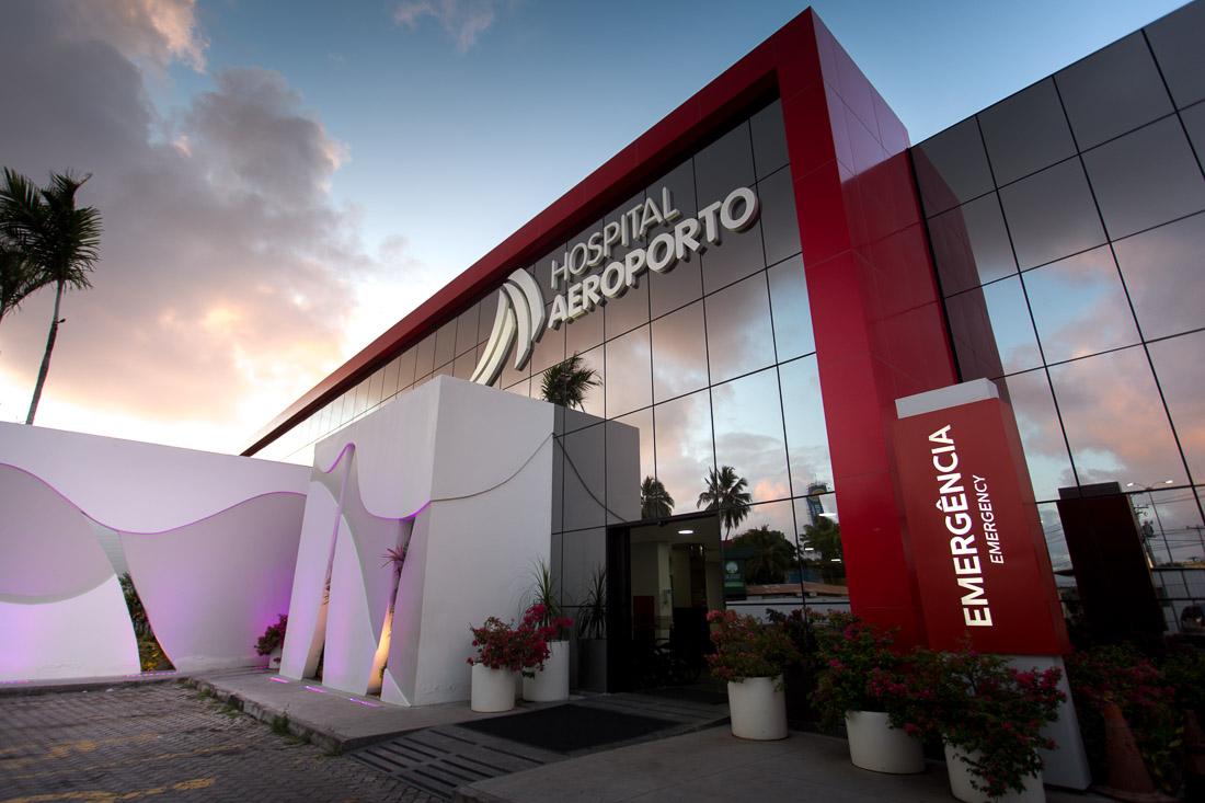 Hospital Aeroporto chega a marca de 100 altas de pacientes recuperados da Covid-19