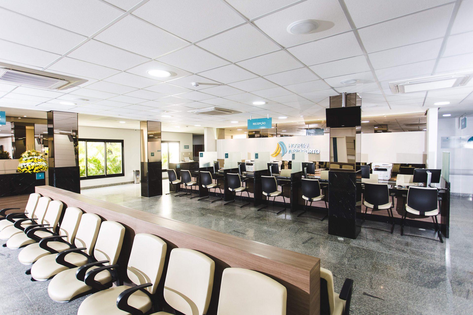 ambulatório hospital aeroporto