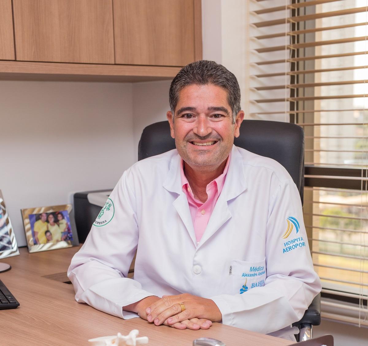 Dr. Alexandre Machado Andrade