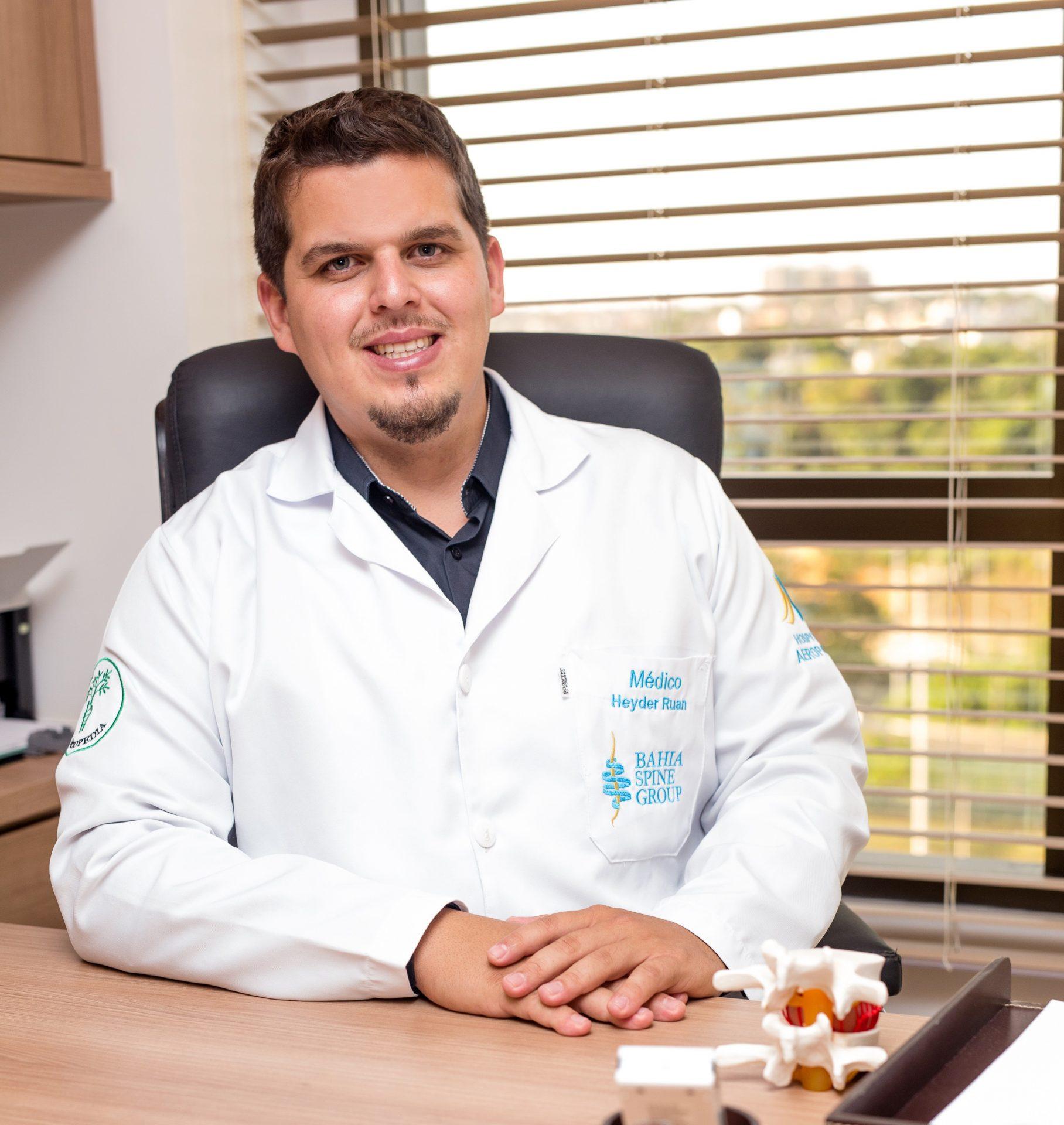 Dr. Heyder Ruan Alves